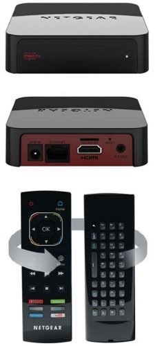 NTV300SL NeoTV MAX Streaming Player Product Shot