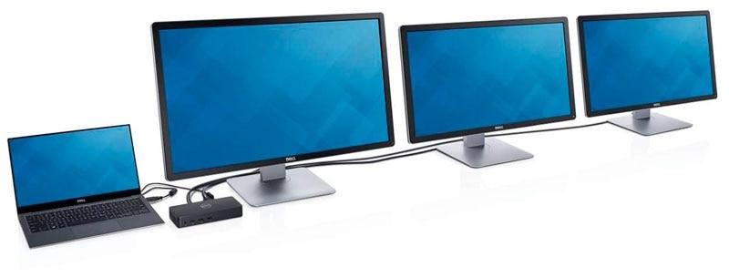 Dell dockningsstation – USB 3.0 D3100 EUR   Dell-bildskärmar  3ea34d7de0cd4