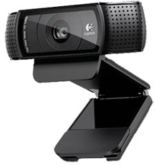 Logitech C920 HD Pro Webcam Product Shot