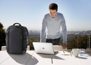 Dell Premier Backpack Product Shot