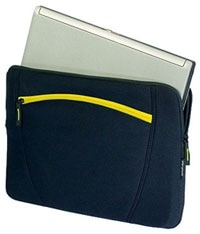 Targus 16-inch Slip Skin Sleeve with Pocket Product Shot