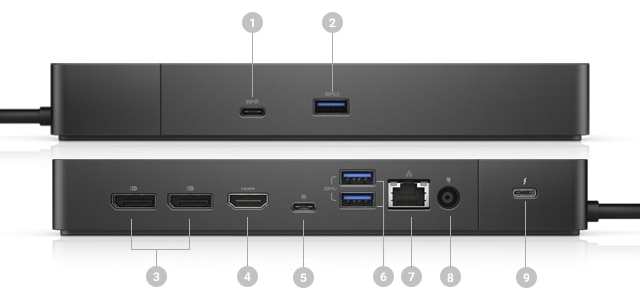 Dell Dock – WD19TBS