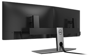 Base para dos monitores Dell: MDS19