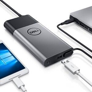 하이브리드 어댑터 + Power Bank USB-C | PH45W17-CA
