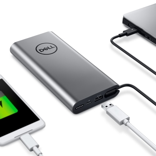 Zdroj power bank pro notebooky Dell Plus – USB-C, 65 Wh – PW7018LC