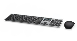 Dell Premier Wireless-Tastatur und -Maus – KM717