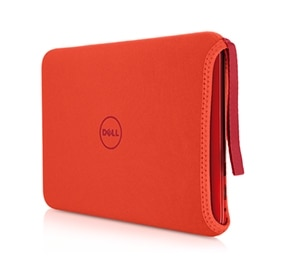 Dell Sleeve (S) - Fits Inspiron 11 inches (Tango Red)