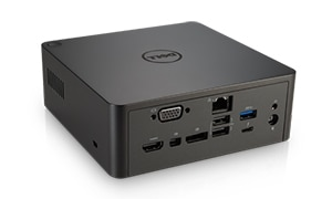 Station d'accueil Dell Thunderbolt Dock TB16 - 180 W