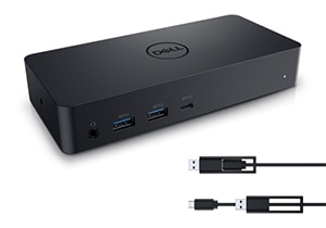 Dell Universal Dock D6000 Computer Monitors 4k