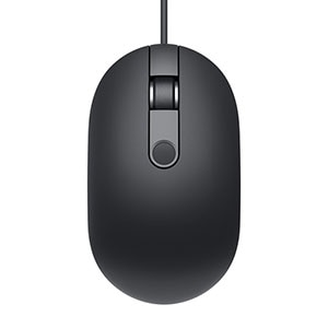 Dell Wired Mouse with Fingerprint Reader - MS819