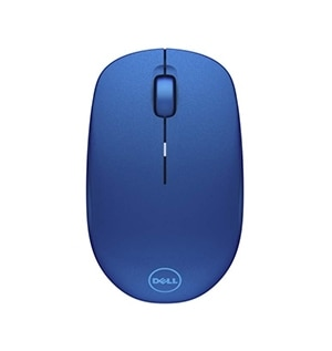 Mouse inalámbrico WM126 de Dell: Azul