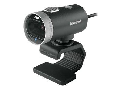 Click here for Microsoft LifeCam Cinema - Web camera - color - 12... prices
