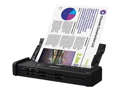 Click here for Epson DS-320 - document scanner prices