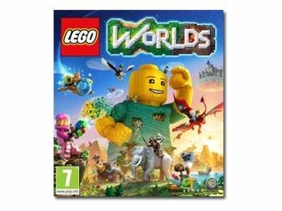 Click here for Warner Brothers Lego Worlds - PS4 prices