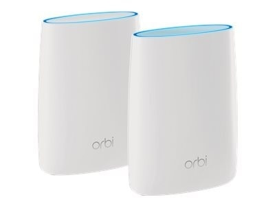 Netgear Orbi Router RBK50 wireless router 802.11a b g n ac desktop with Orbi Satellite RBS50 RBK50 100NAS