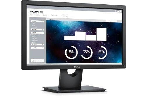 Dell 20 Monitor – E2016H PVJG5