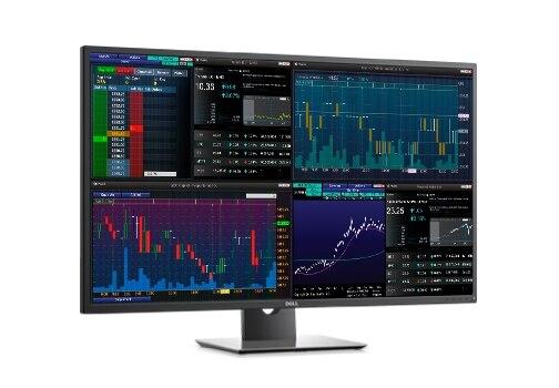Dell 43 Ultra HD 4K Multi Client Monitor – P4317Q VGG43
