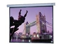 Da Lite Cosmopolitan Electrol Wide Format projection screen 123 in 122.8 in 20892