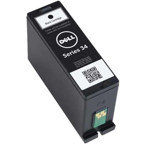 Dell Single Use Extra High Capacity Black Ink Cartridge for V725w All in One Wireless Inkjet Printer 2T2PT