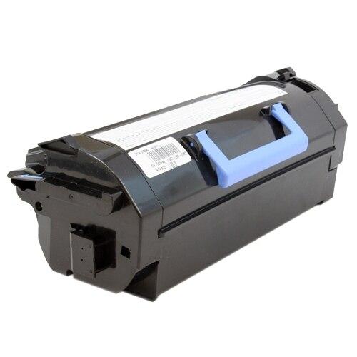 Dell J1X2W toner 45000 page extra high yield use return Black toner cartridge for B5460dn Laser Printers 332 2915 JVWMD