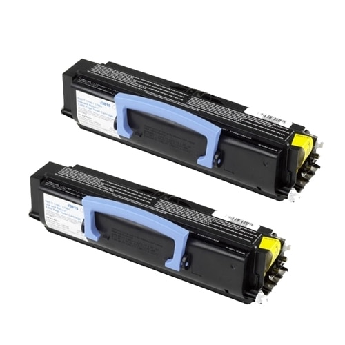 Dell Save 5% 1710n Toner Bundle 2 Black K3756 Toner Y5007