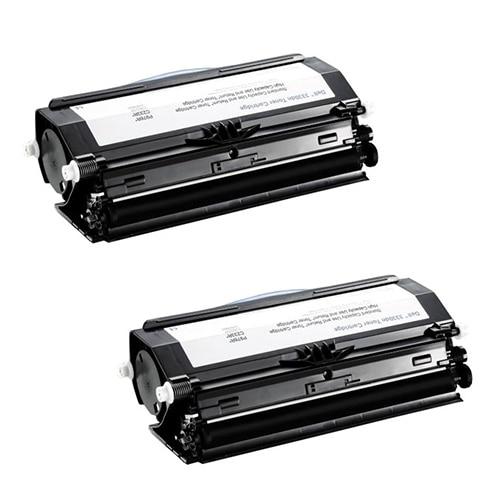 Dell Save 5% 3330dn Toner Bundle 2 Black C233R Toner U903R