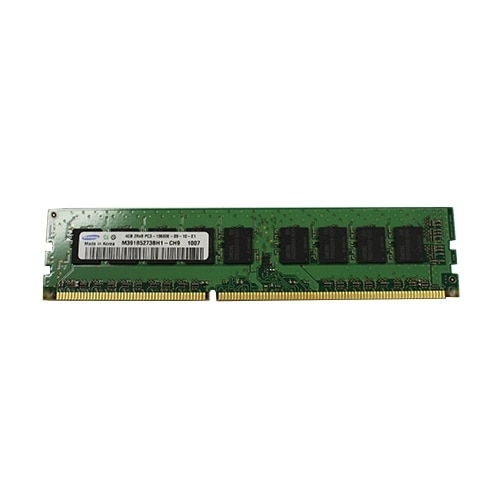 Dell Refurbished 4 GB Certified Replacement Memory Module for Select Systems 2Rx4 Dimm 1066MHz 4YGTK