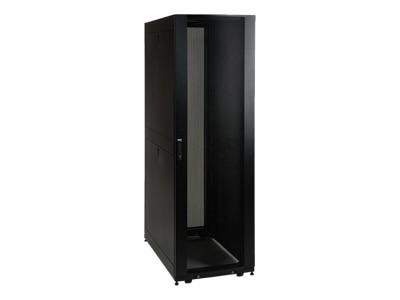 Tripplite Tripp Lite 42U Rack Enclosure 32 inch Depth w Doors Sides 3000lb Capacity Rack enclosure cabinet black 42U ... SR42UBSD
