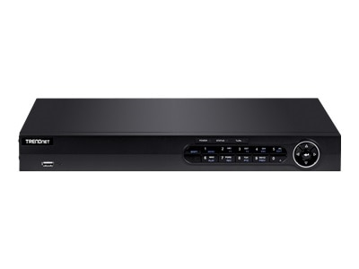 Trendnet TV NVR208D2 Standalone NVR 8 channels 1 x 2 TB networked rack mountable