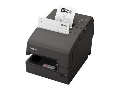Epson TM H6000IV Receipt printer thermal line / dot-matrix 9 in x 11.7 in, Roll (3.13 in) - 9 pin -