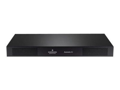 Avocent Corporation 16 port Avocent AutoView 2216 KVM USB switch USB CAT5 16 x KVM USB 2 local users rack mountable AV2216 001