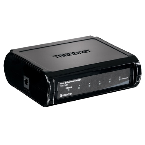Click here for 5-Port RJ-45 10/100 Mbps Wired Fast Ethernet Switc... prices