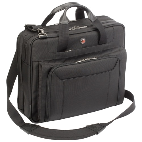 Targus TSA Compliant Ultra Lite Corporate Traveler Laptop Case Fits Laptops of Screen Sizes Up to 15.4 Black