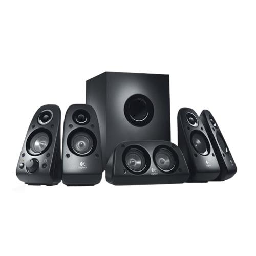 Logitech Surround Sound 5.1 Speakers Z506 980 000430