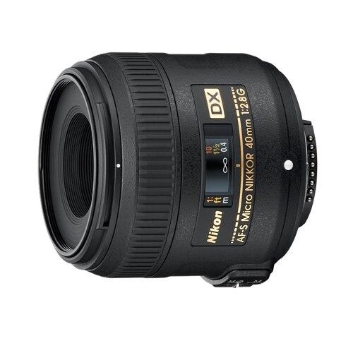 Nikon AF S DX Micro Nikkor 40 mm f 2.8G Lens