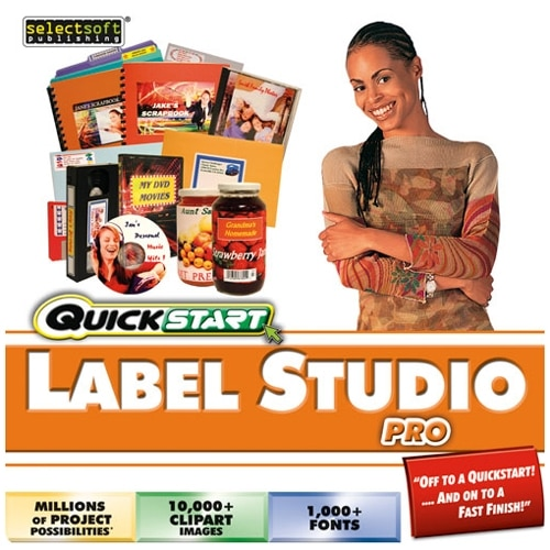 Download Selectsoft Quickstart Label Studio Pro
