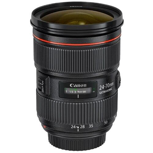 Canon EF S 24 mm 70 mm f 2.8L II USM Standard Zoom Lens
