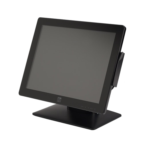 Elo TouchSystems Magnetic Stripe Reader for 1517L AND 1717L Desktop Touchmonitor - Black
