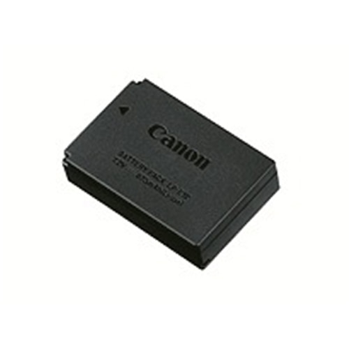 Canon LP E12 1 x lithium ion battery 875 mAh for Camera SL1 6760B002