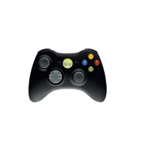 Xbox 360 Wireless Controller - Black–Dell Home-Cash Back