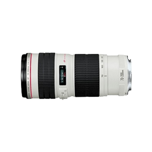 Canon EF 70 200 mm f 4L IS USM Telephoto Zoom Lens