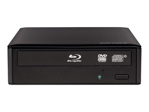 buffalo portable bdxl bluray writer disk drive bdxl 6x2x6x usb 20 external