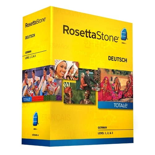 Rosetta Stone Ltd Download Rosetta Stone German Level 1 3 Set