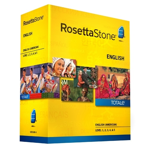 Rosetta Stone Ltd Download Rosetta Stone English American Level 1 5 Set