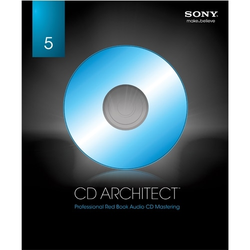 Sony Creative Download Sony CD Architect 5.2