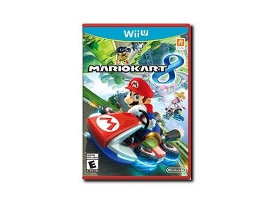 Click here for Mario Kart 8 - Wii U prices