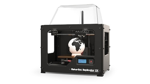 MakerBot Replicator 2X - 3D Printer
