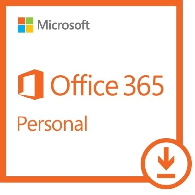 Microsoft Corporation Microsoft Office 365 Personal 32 bit x64 1 Year Subscription with Auto Renewal