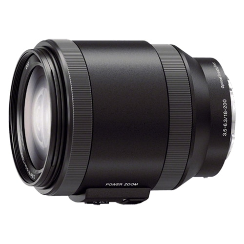 Sony Corporation Sony SELP18200 zoom lens 18 mm 200 mm