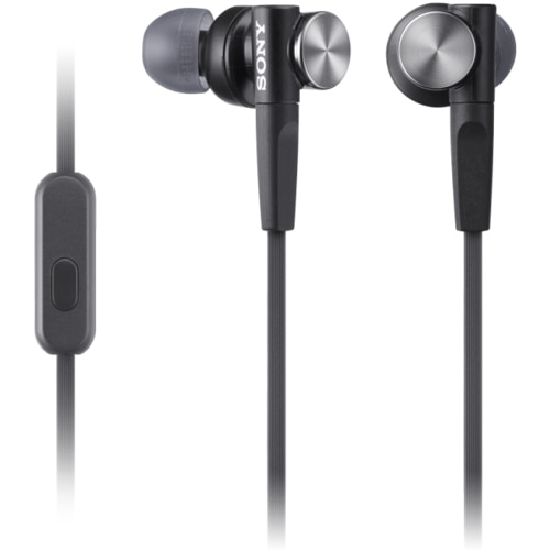 Sony Corporation Sony MDR XB50AP Earphones with mic in ear 3.5 mm jack MDRXB50AP B
